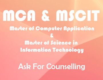 MCA & MSCIT