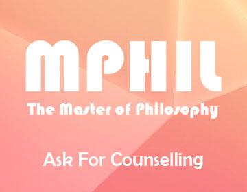 MPHIL & PHD